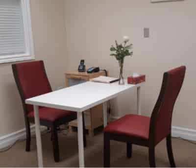 hypnotherapy consultation area 1255 commissioners road west suite 230 london